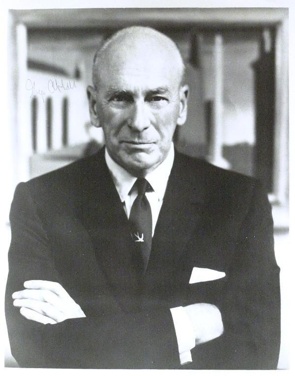 573: Director George Abbott - Photograph
