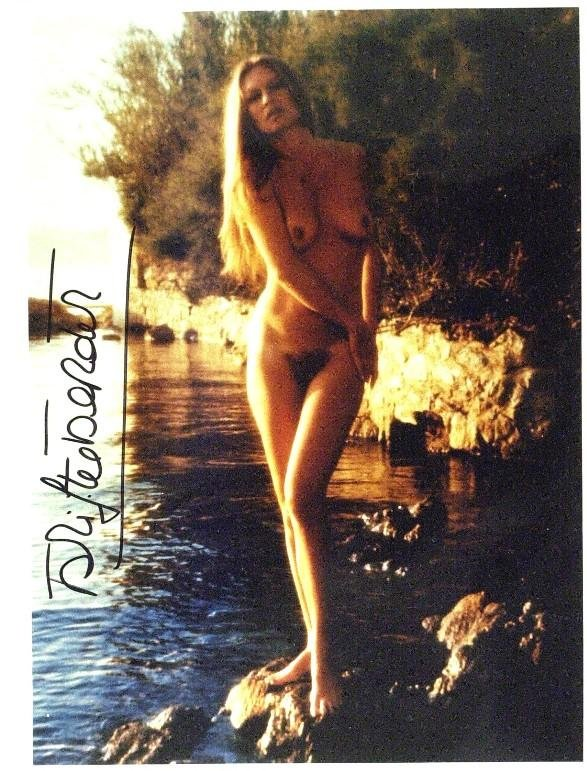 594: Brigette Bardot - Sexy Nude Photo