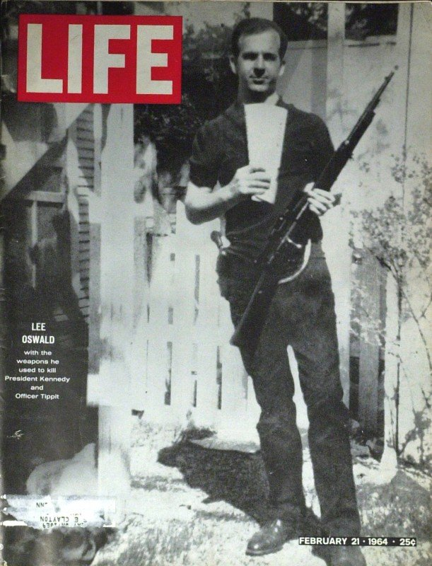 564: Arrest of Lee Harvey Oswald- 4 ARRESTIN OFFICERS