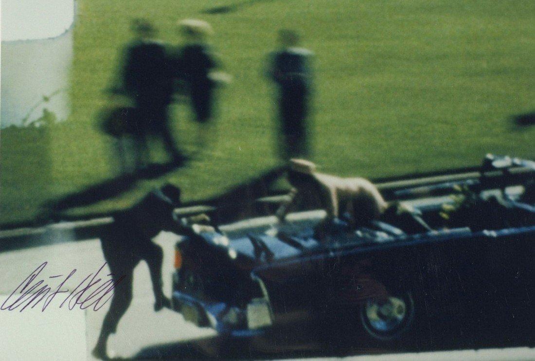 102: JFK Assassination - Archive Seven Signed Items