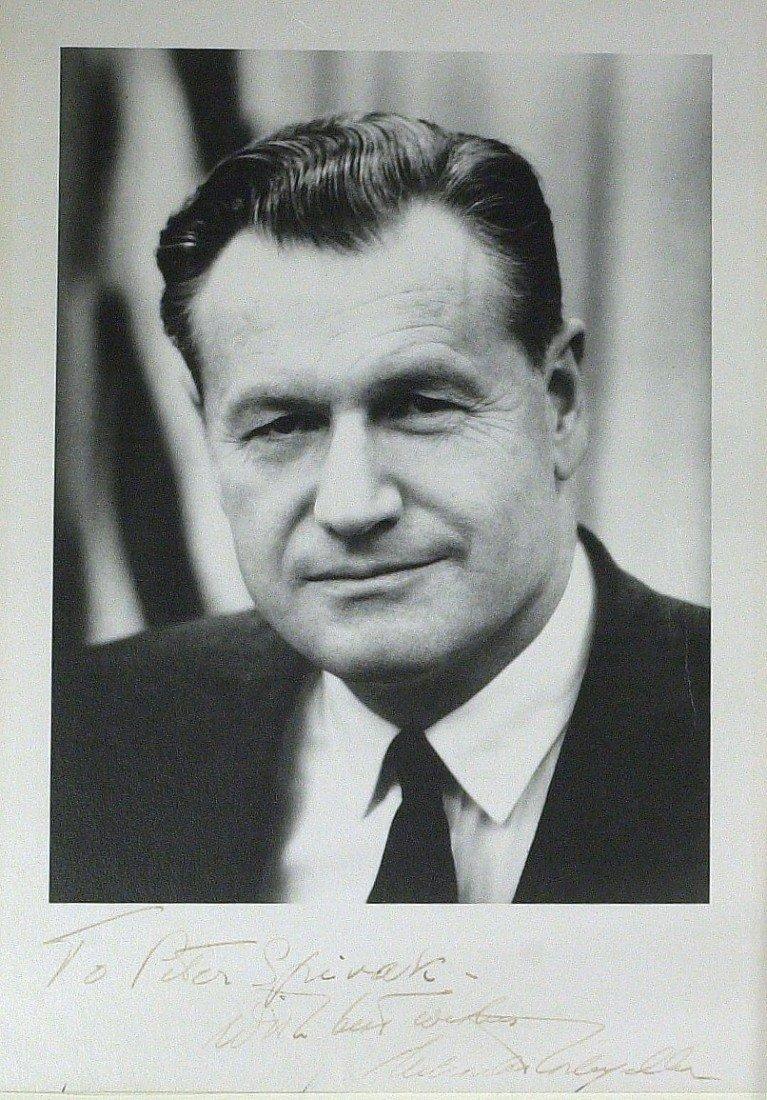 132: Ford VP NELSON ROCKEFELLER - Photograph