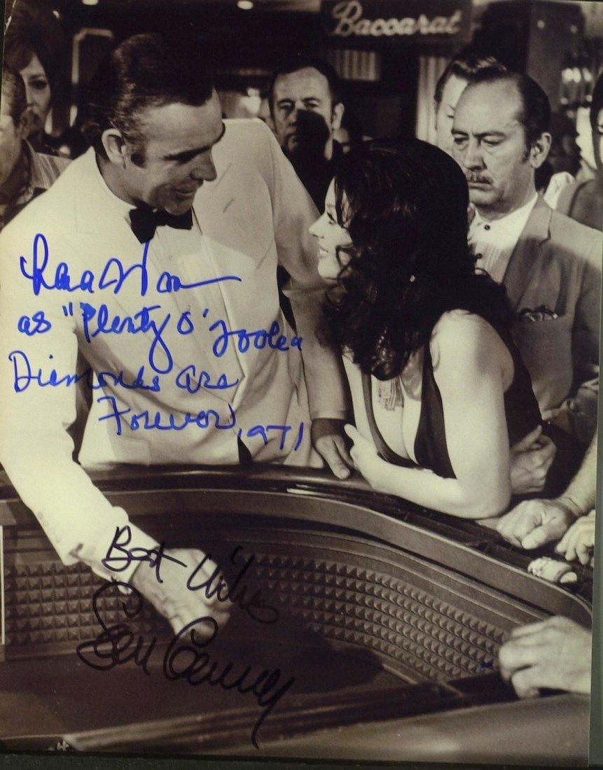 531: James Bond SEAN CONNERY, LANA WOOD - Photo
