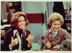 715: TELEVISON ACTORS - Four Signed Photos