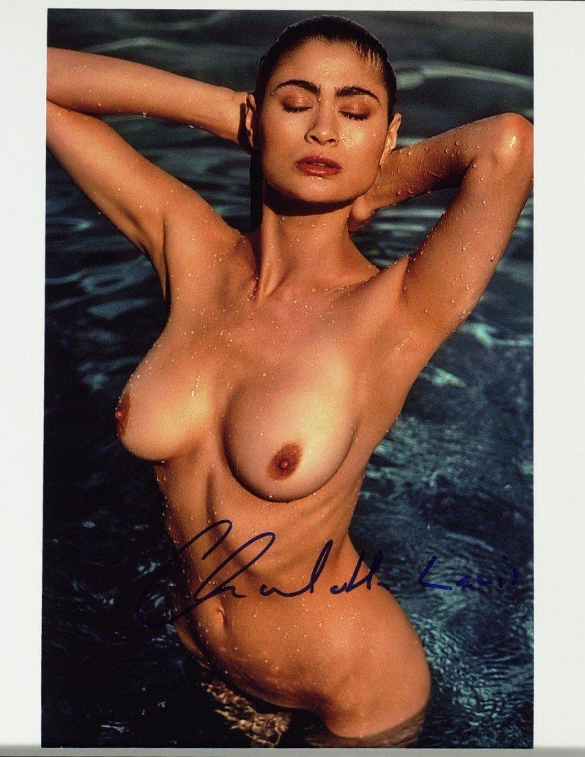 Nude pics of laurane gottlieb