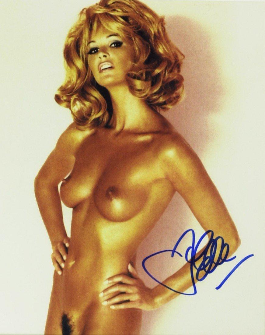 790: Model ELLE MacPHERSON - Nude Photo Signed