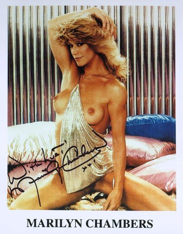 Marilyn Chambers Nude Photos
