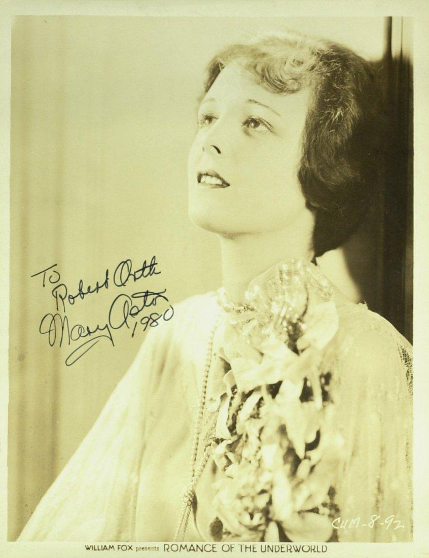 1019: Maltese Falcon Actress MARY ASTOR - Vintage Photo