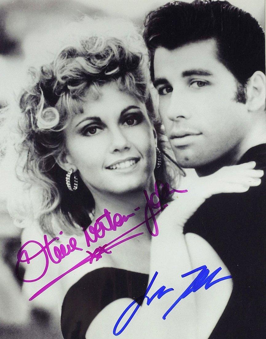 1132: JOHN TRAVOLTA & OLIVIA NEWTON-JOHN - Photo