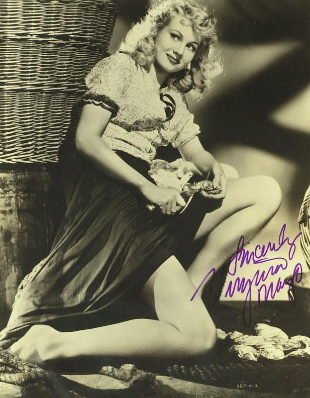 virginia mayo pics