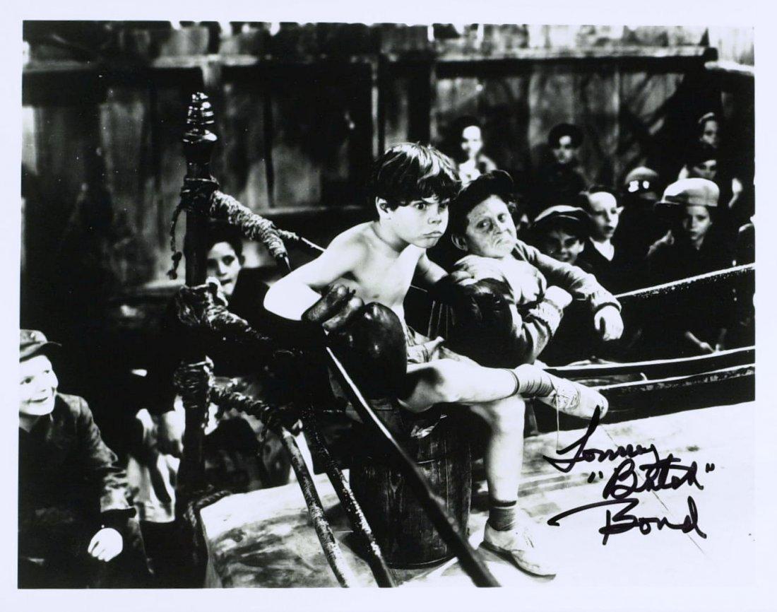 1224: Little Rascals BUTCH BOND & PORKY LEE - Photos