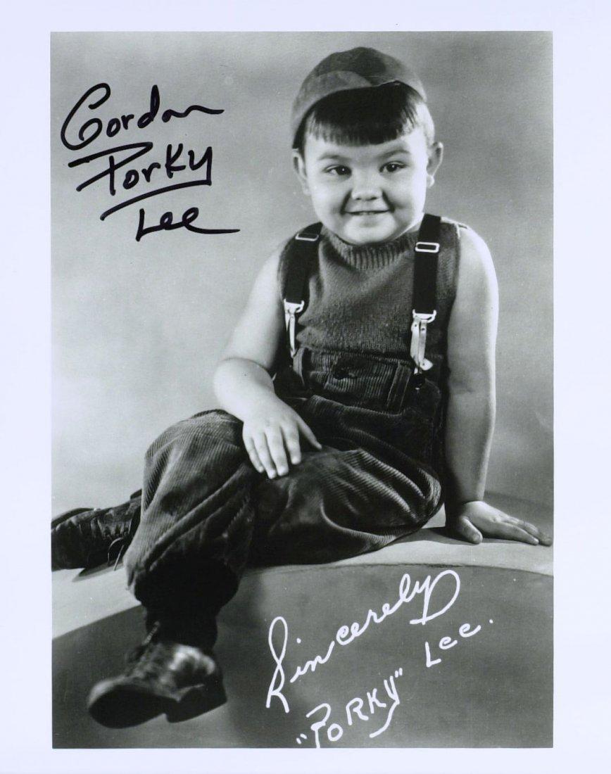 1224: Little Rascals BUTCH BOND & PORKY LEE - Photos - 2