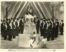 1307: Actress MAE WEST - Movie Still Signed