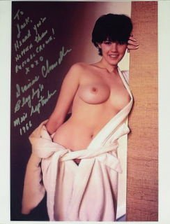 1516: Playmate DIANNE CHANDLER - Two Nude Photos
