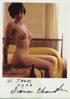 1516: Playmate DIANNE CHANDLER - Two Nude Photos - 2