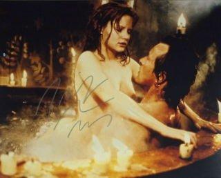 1551: Actress JENNIFER JASON LEIGH  - Topless Photo Sig