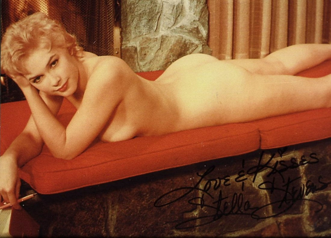 Stella stevens nude naked