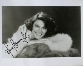 Actress ANNE BANCROFT - Photo Signed