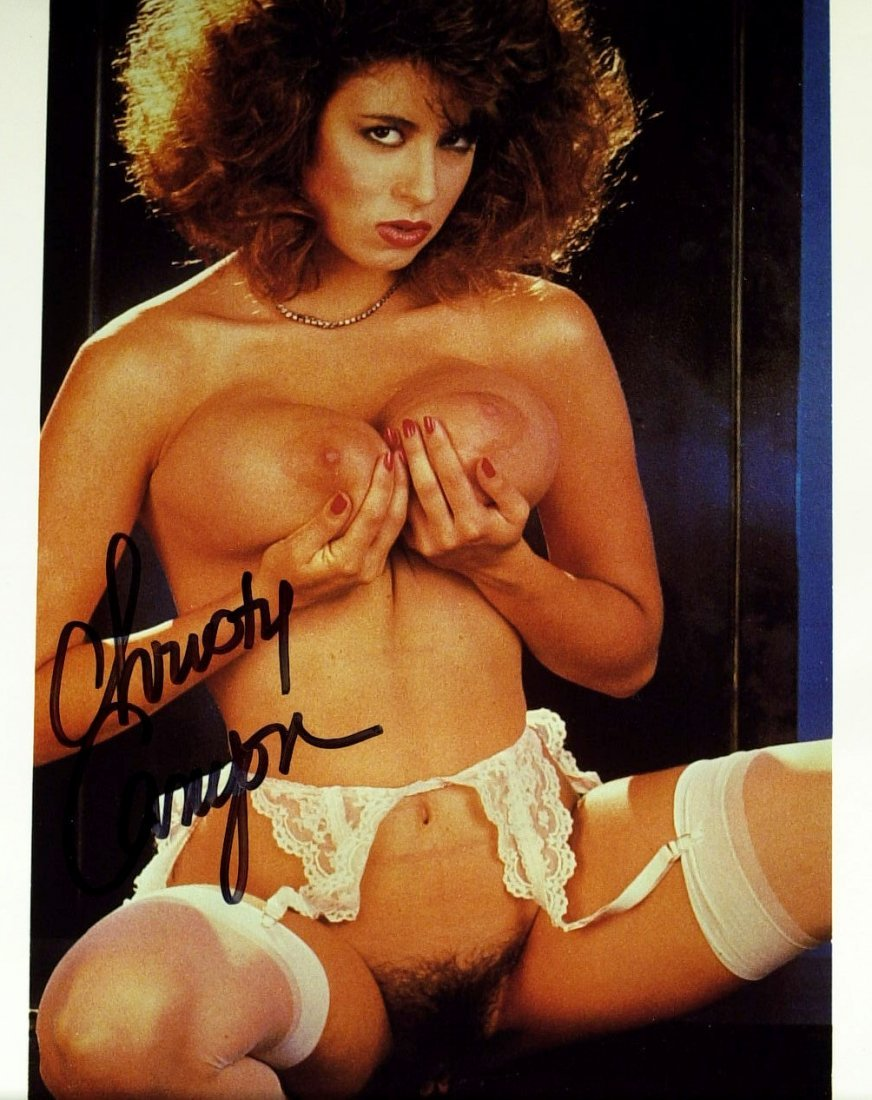 Nude pictures of christy canyon