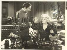 Provocative Actress MAE WEST - Movie Still Signed
