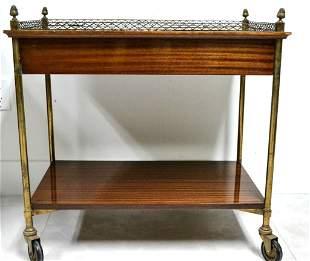 Gilbert POILLERAT (1902-1988) Table