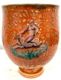 Jean Mayodon (1893-1967) Vase