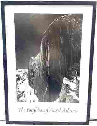 Print of Ansel ADAMS