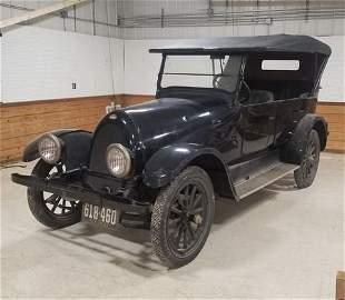 1921 Franklin Series 9-B Car