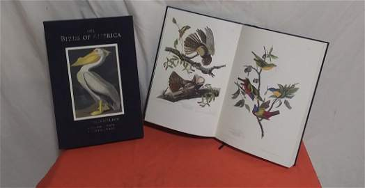Audubon book BIRDS OF AMERICA in original sleeve