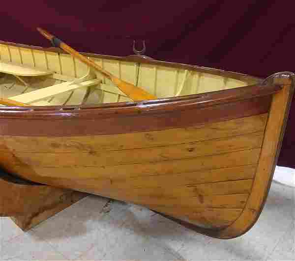 Geo. Lawler and Son Builders Boat