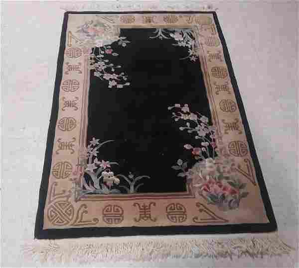 Amiri Chinese sculptured carpet