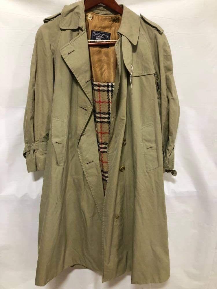 Burberry Winter Coat with liner Beige