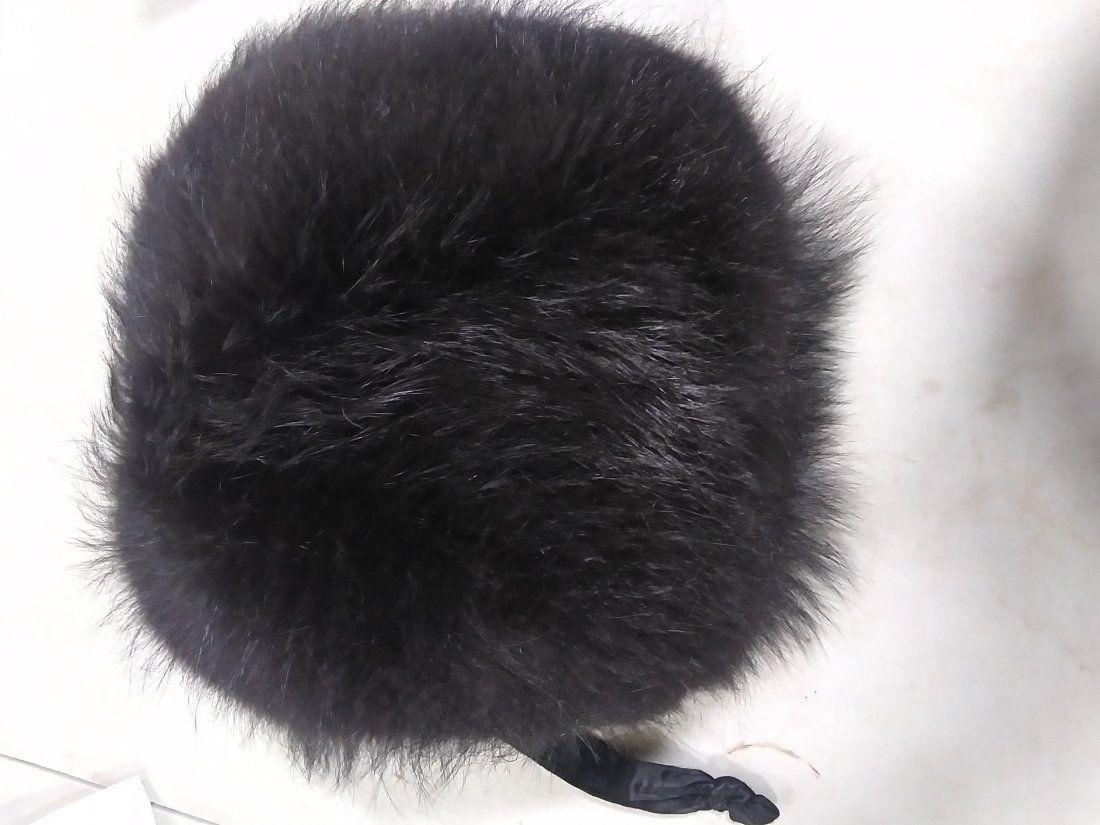 Vintage Real fur Muff