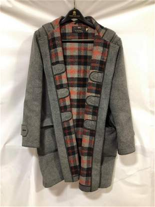 Gloverall Wool coat made in England size 40