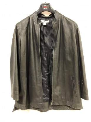 Real Clothes leather jacket size removed
