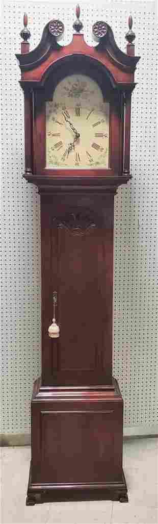 Henry Ford Colonial mfg Tall Case clock