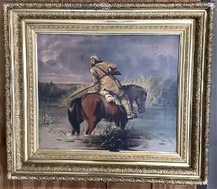 Richardson 24 x 20 oil on canvas