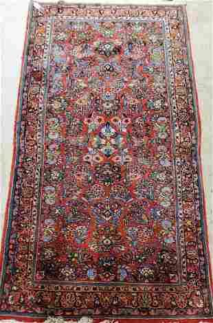 """Oriental rug Sarouk? 54.5""""×107"""""""