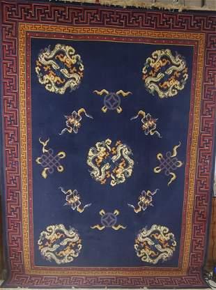 Chinese Rug 11' × 8'