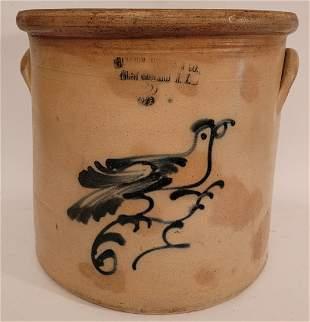 3 gallon Crock Blue Bird 🐦 Fort Edward NY