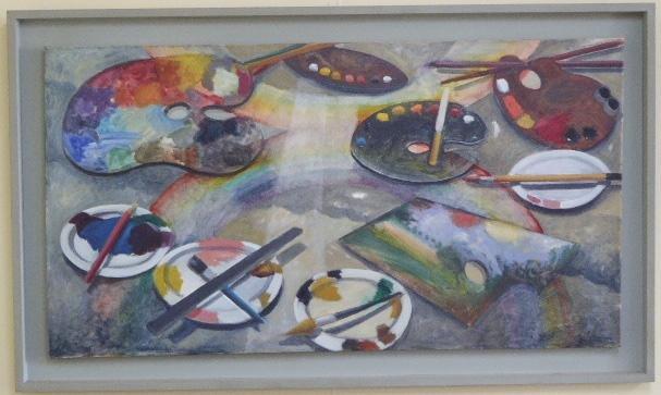 Charlotte Moore (British, Contemporary), Spectrum of