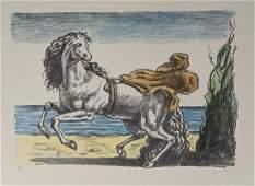 Giorgio de Chirico (Italian, 1888-1978), Cavallo con