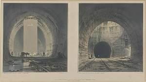John Cooke Bourne 18141896 History of London