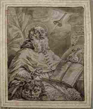 Attributed Johann Wolfgang Baumgartner (Austro-German,