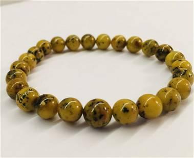 Beautiful Baltic amber bracelet