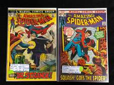 THE AMAZING SPIDER-MAN COMIC BOOK LOT #109/ #106