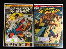 THE AMAZING SPIDER-MAN COMIC BOOK LOT #111/ #110
