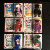 TY BEANIE BABIES LOT NEW