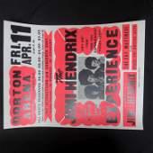 The Jimi Hendrix Experience Dorton Arena Fairgrounds