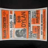 Bob Dylan Mann Center 24x36 Concert Poster  2nd
