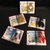 TY BEANIE BABIES LOT BRAND NEW